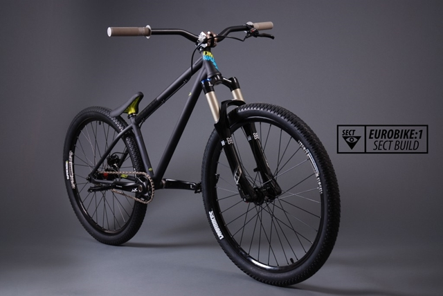 euro bike sect build