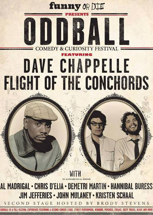 funny or die odd ball dave chappelle