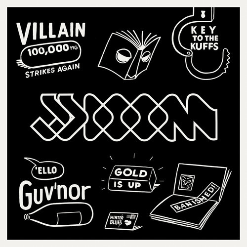 jj doom keys to the kuffs