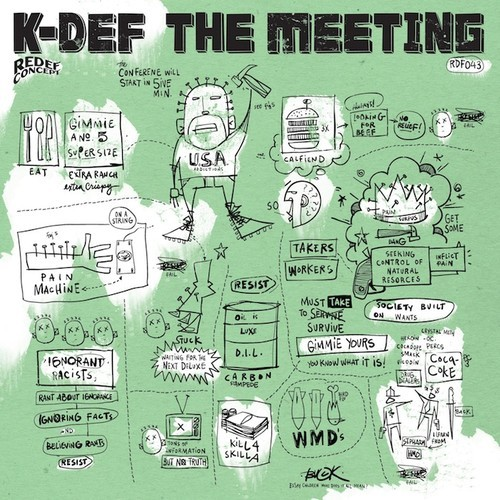 k-def the meeting