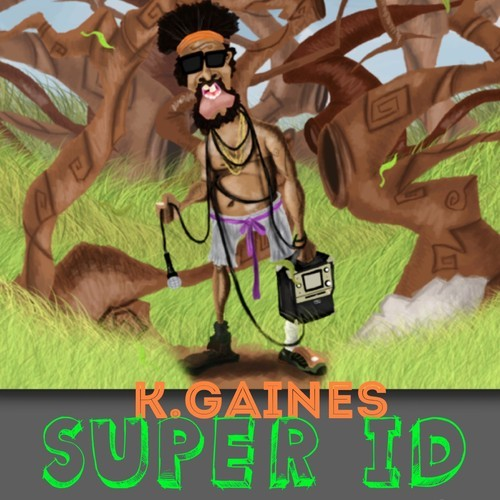 k.gaines super id