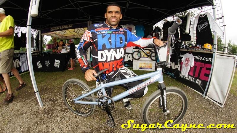 dennison smith, bike check