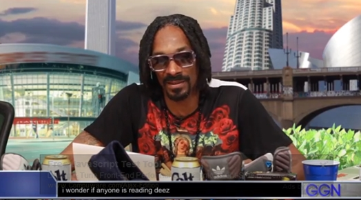 snoop dogg host bet