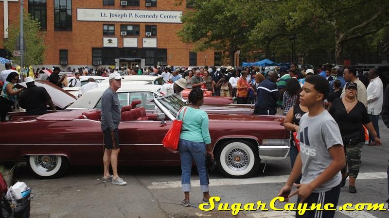 upper manhattan auto show