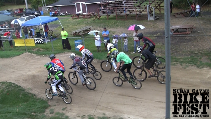 Cyclocross race