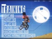 Olijuwon Davis niu training