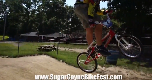 Sugar Cayne Bike Fest Long Jump