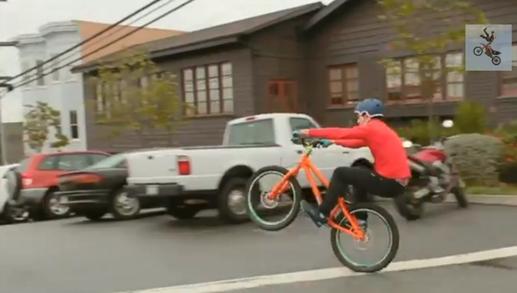 danny macaskill trial bikes