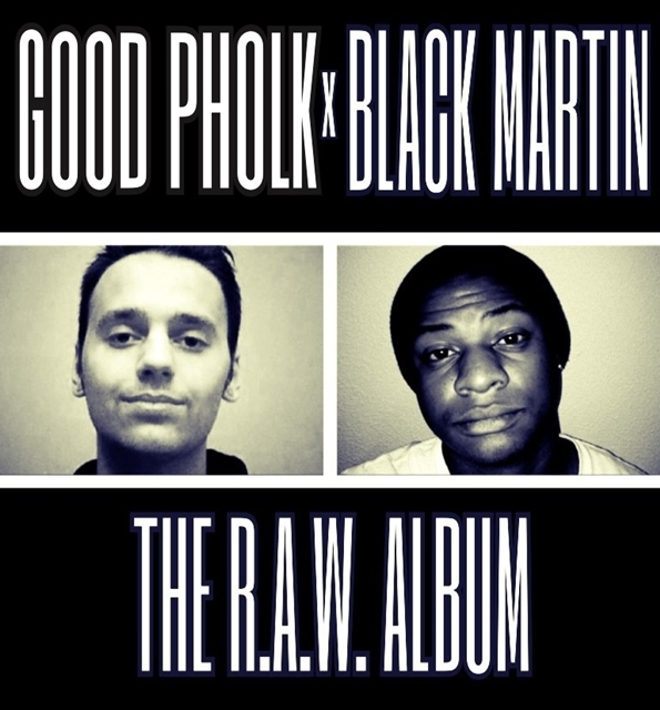 good pholk black martin