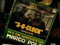 organized konfusion 3-0-clock