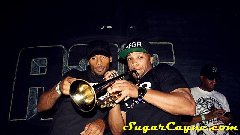Sean Taylor Trumpeter 1