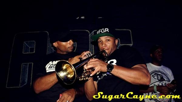 Sean Taylor Trumpeter 2