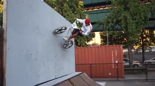 crazy al cayne wall ride