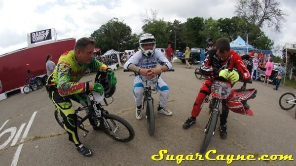 1, Scott Morland, Shawn Diprete, Jeremy Thompson (2)