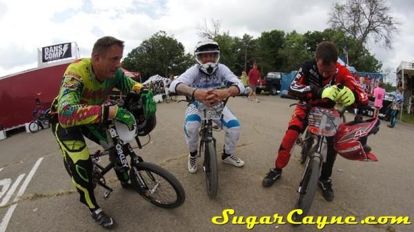 1, Scott Morland, Shawn Diprete, Jeremy Thompson (3)