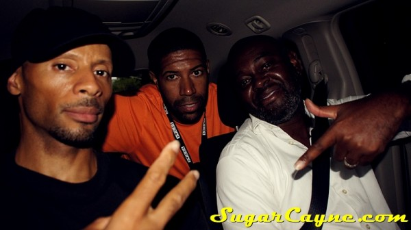 crazy al cayne, spectac and amiri