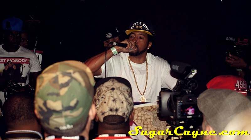 Roc Marciano, A3C