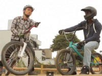 chris trombley, giovanni bailey, brooklyn bike park