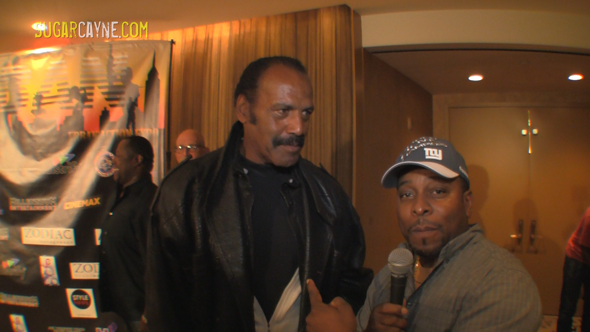 fred williamson, lamard j wingster