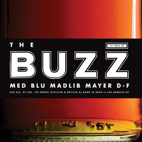 med, blu buzz