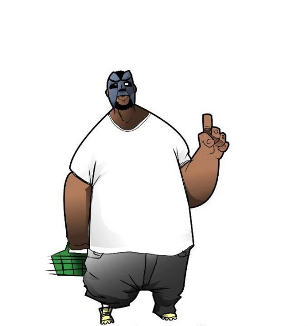 mf doom, elijah gooch hicks