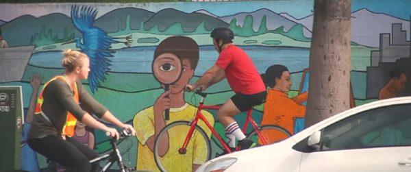 ride your bike backwards