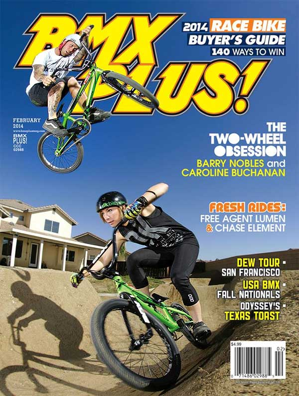Caroline Buchanan BMXplus-12-24-13