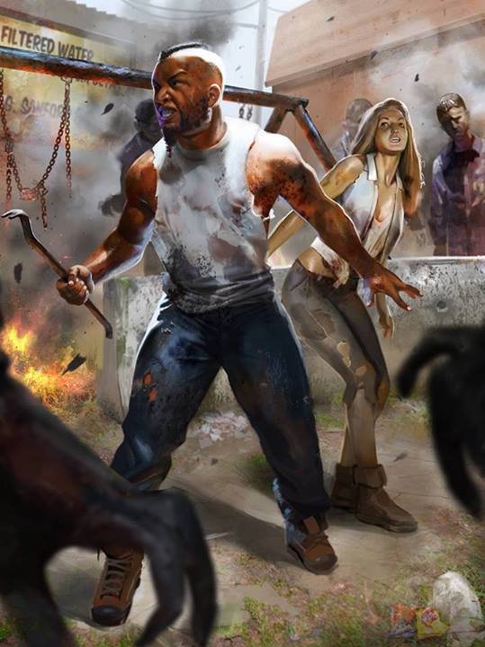a crowbar and zombies, marco nelor