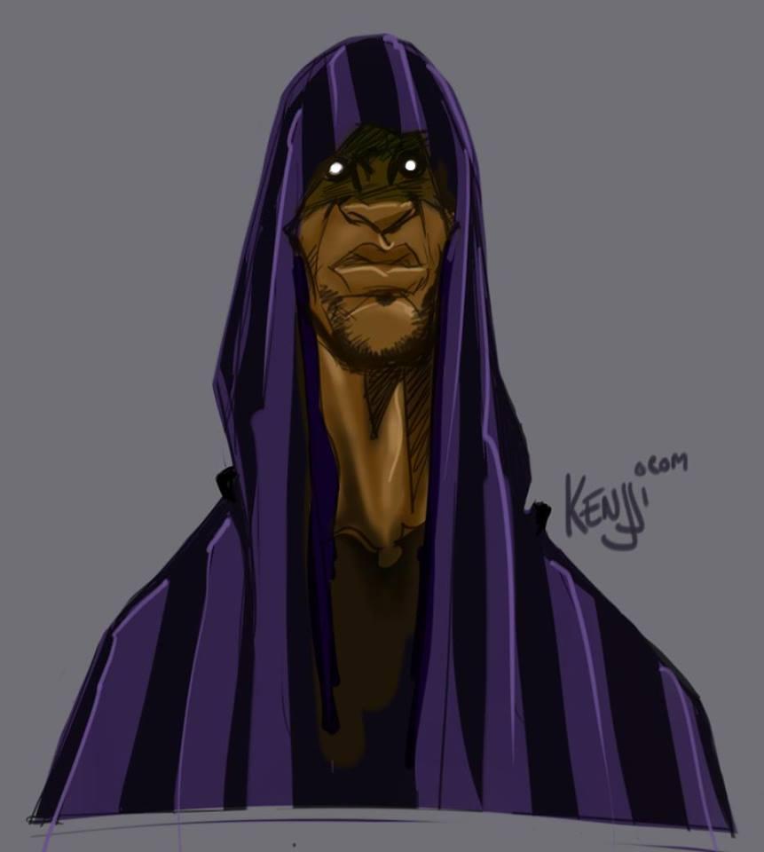 cloak, kenjji