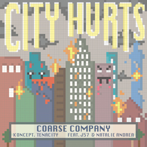 coarse company, city hurts