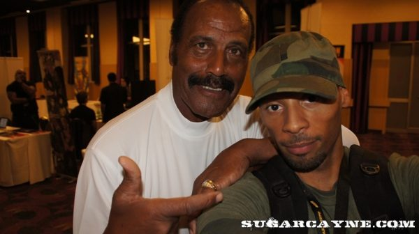 fred williamson, crazy al cayne