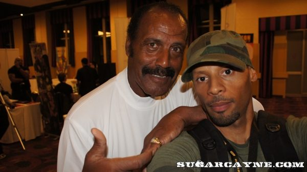 fred williamson, crazy al cayne, uas