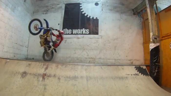 graham jarvis, works skatepark