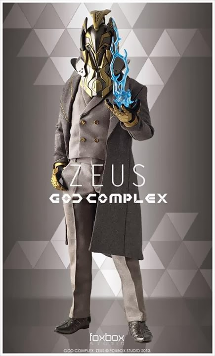 zeus god complex