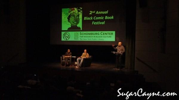 Black Comic Book Festival Mixer (75)