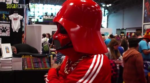 HipHop Darth Vader