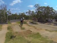 Luke Madill SX Backyard