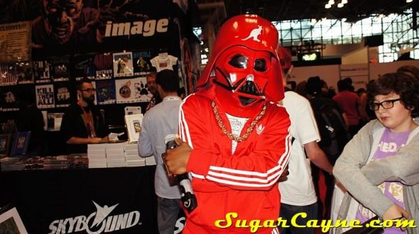 HipHop Darth Vader 1