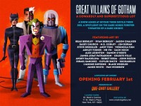 great villans of gotham