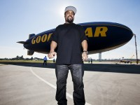 ice cube goodyear blimp