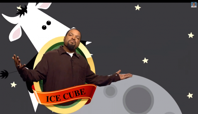 ice cube, good night moon