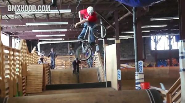 turn down cranx bike park