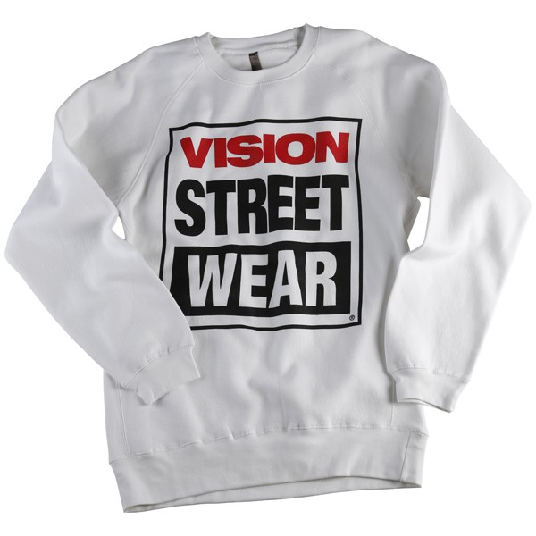 vision street wear crew neck ss