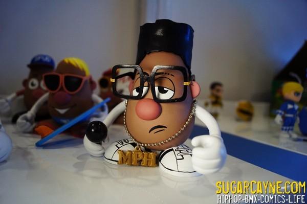 Mr Potato Head Mini Series (10)