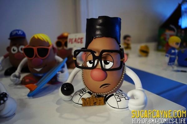 Mr Potato Head Mini Series (12)