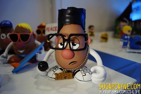 Mr Potato Head Mini Series (14)