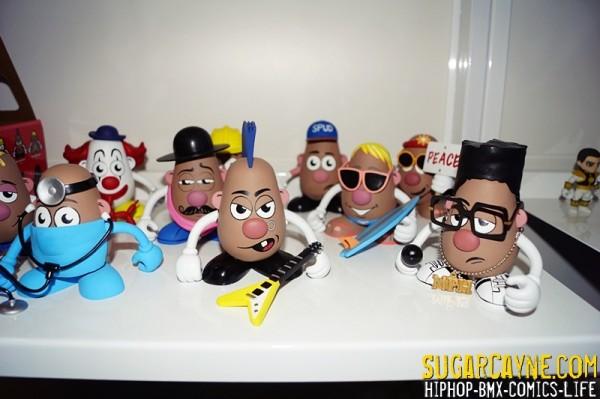 Mr Potato Head Mini Series (2)