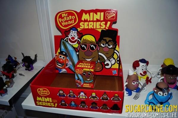 Mr Potato Head Mini Series (3)