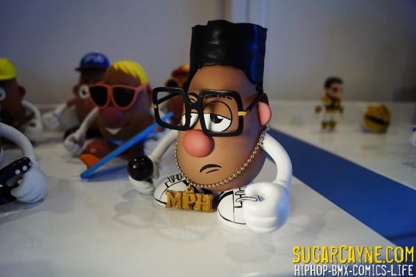 Mr Potato Head Mini Series (8)
