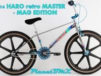 haro master mag edition